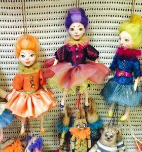 Куклы коллекционные авторские МОНА🎎