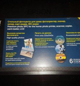 Продам Epson TX 659