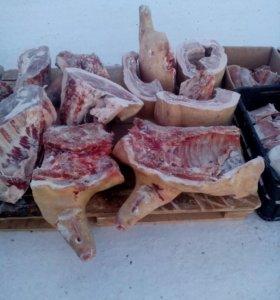 Мясо Кургансое домашнее
