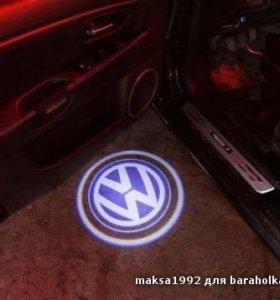 Подсветка VW