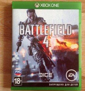 Battlefield 4 Xbox one (лицензия)
