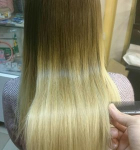 ⭐Кератиновое выпрямление волос ⭐