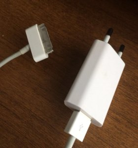 Зарядка на айфон 4s
