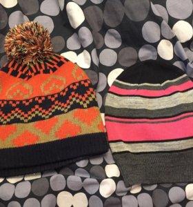 Две шапочки, цена за обе