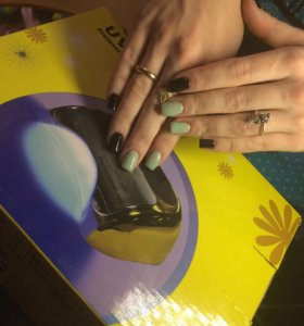 Наращивание ногтей 700₽,Покрытие шеллак 500₽