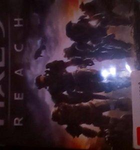 Игра к XBOX 360 ''Halo Reach,,