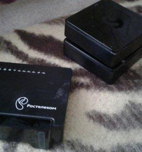 Wi-Fi роутер и 2 приставки