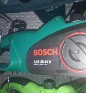 Электрическая цепная пила 'BOSCH' AKE 35-19 S