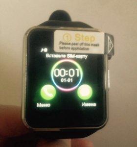 Новые. Смарт часы Android
