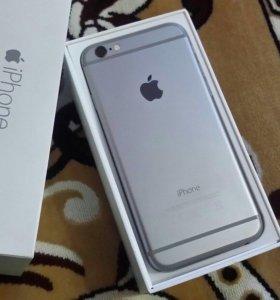 IPhone 6, 64GB в отличном состоянии