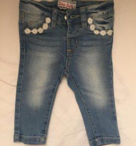 Детские джинсы silver sun