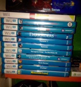 Игры Wii U