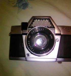Фотоапараты советского времени