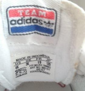 Кроссовки, Adidas kids, детская обувь.