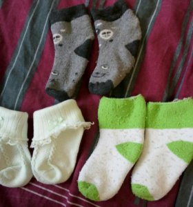 Носки на малыша