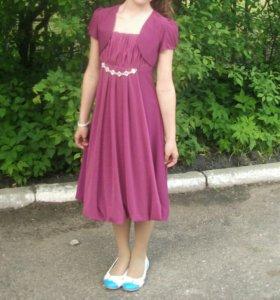 Платье праздничное, детское
