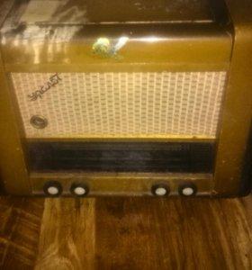 Радиопроигрыватель Урал-57