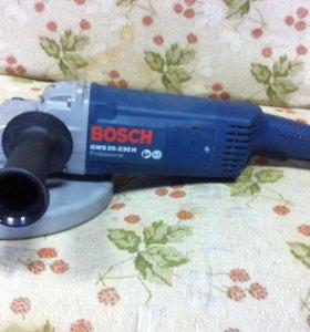 Болгарка Bosch GWS 20-230H