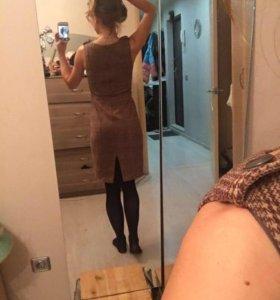 Платье, сарафан , тёплое