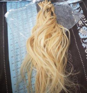 Продам волосы славянка для наращивания