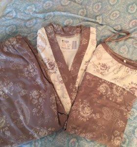Домашняя одежда комплект 3 предмета