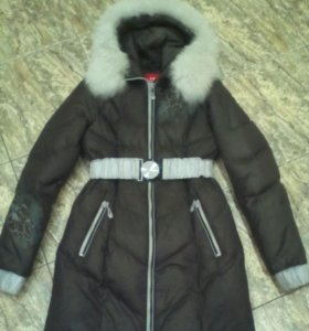 Новый пуховик,куртка,зимнее пальто