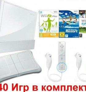 Комплект игры Wii