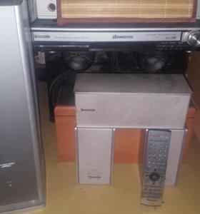 Домашний кинотеатр Panasonic 5.1 SA-HT700 SB-WA330