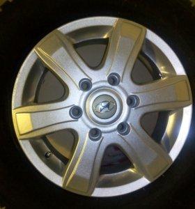 Новые Литые диски R16