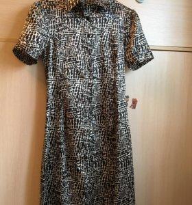 Атласное платье INCITY