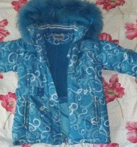 Детская куртка ^-^