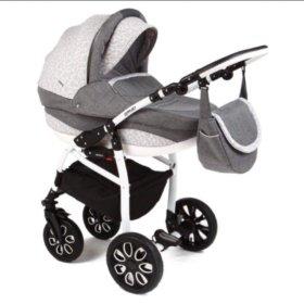 Детская коляска Adamex Loran 2 в 1