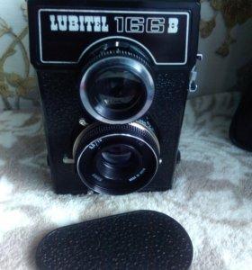 Раритетный фотоаппарат