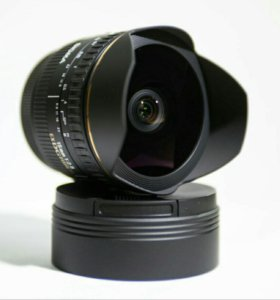Sigma (canon) fisheye 15mm 2.8