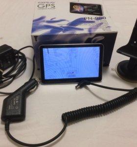 GPS навигатор Explay PN-980TV