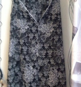 Платье чехольчик