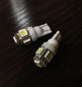 Габариты(светодиодные)