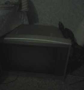 Телевизор кнопачный пульта нет