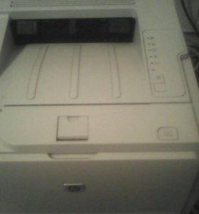 Принтер hp laser jet p2035n