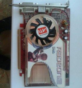 Видеокарта GeCube Radeon X1600 pro 512mb.