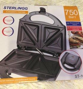 Сэндвич-тостер Sterlingg st-10665