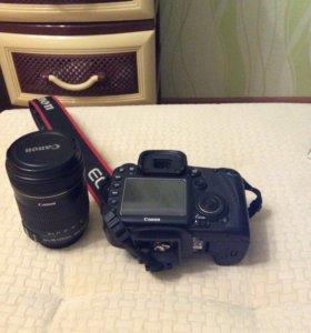 Canon eos 7d, объектив, флешки, сумка