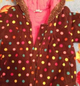 Курточка, зимний костюм