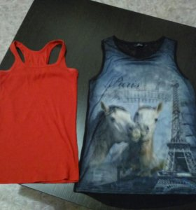 Майки, шорты и футболка 💯