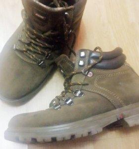 Ботинки ANTA зима.