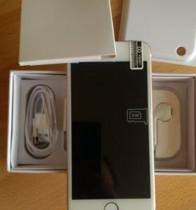 Копия i Phone 2х ядерный процессор, цвета Sil - Ros