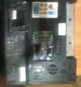 Ноутбук HP Compaq nx6110