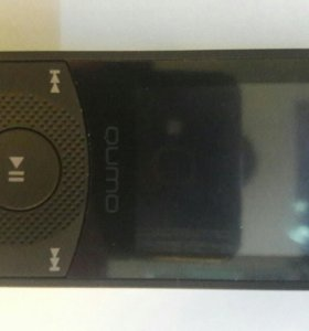 MP3 Qumo Walker Black