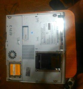 Ноутбук RoverBook Navigator CT7 (SXGA+)