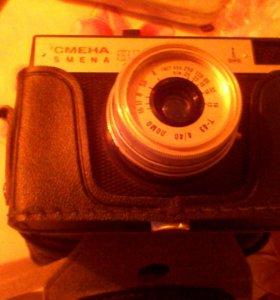 Фотоаппараты советские